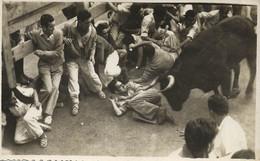 REPRODUCTION D'UNE PHOTOGRAPHIE DE PAMPLONA DE 1951 - Reproductions