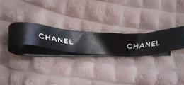 RUBAN CHANEL  Carte Parfumee Rare - Modern (from 1961)