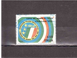 1990 £450 CAMPIONATI MONDIALI CALCIO ITALIA90 ITALIA - 1990 – Italië