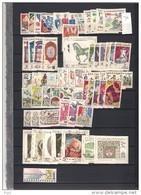 1977 MNH Year Collection Tschechoslowakei, Czechoslavakia, Postfris - Années Complètes