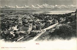 CPA AK BIEL SWITZERLAND (704479) - BE Berne