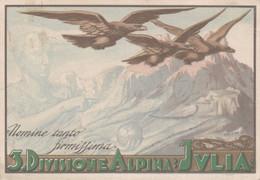 Militari  3 Divisione Alpina Julia FG M562 - Non Classificati