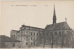 SAINT - DIZIER  - Le Collège - Saint Dizier