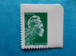 AUTOADHESIF : No:1653 , MARIANNE D' IZ , De Carnet , XX ,en Bon état - Adhesive Stamps