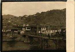 CPA AK Carte Photo Real ISTIP Novo Selo MACEDONIA SERBIA (709335) - Macedonia