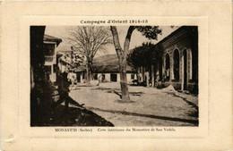 CPA AK MONASTIR BITOLA Monastere De San Vedela MACEDONIA SERBIA (709334) - Macedonia
