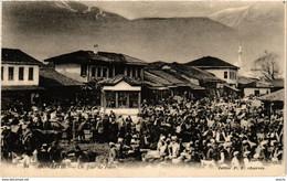 CPA AK MONASTIR BITOLA Un Jour De Foire MACEDONIA SERBIA (709341) - Macedonia