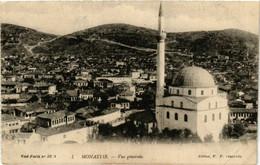 CPA AK MONASTIR BITOLA Vue Generale MACEDONIA SERBIA (709374) - Macedonia