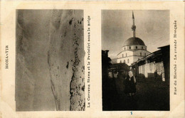 CPA AK MONASTIR BITOLA MACEDONIA SERBIA (709381) - Macedonia