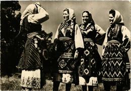 CPA AK Costumes Nationaux MACEDONIA SERBIA (709388) - Macedonia