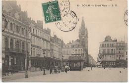 59  DOUAI   La Grand'Place - Douai