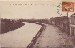 59  BOURBOURG-CAMPAGNE  Route De Guindal - La Filature - Other Municipalities