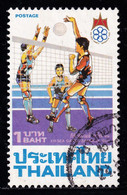 Thailand Stamp 1985 XIII SEA Games (2nd Series) 1 Baht - Used - Thailand