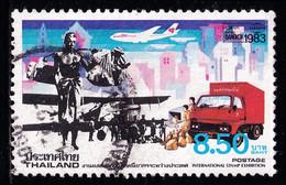 Thailand Stamp 1983 Bangkok International Stamp Exhibition 1983 (3rd Series) 8.50 Baht - Used - Thailand