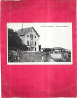 FUFFEC - 16 - Villa Des Ormeaux - 100421/SWP - - Ruffec