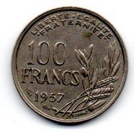 100 Francs 1957 TTB - N. 100 Francs