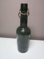 Ancienne Bouteille Publicitaire De BIERE HUMES BRASSERIE ET MALTERIE SOCIETE ANONYME Haut 28 Cm Poids 1008 Grammes - Beer