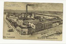 REF3897/ CP-PK Bruxelles-Laeken Vue Générale Des Etablissements Nutricia 142 Rue Fransman MINT - Laeken