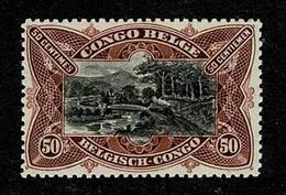 Congo Belge/Belg. Congo. 1915 COB/OBP 69** MNH - 1894-1923 Mols: Mint/hinged