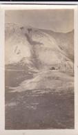 Photo De Particulier Savoie Col Du Galibier Le Tunnel  Circa 1930 Réf 4047 - Luoghi