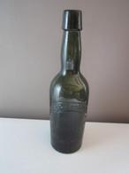 Ancienne Bouteille Publicitaire De BIERE HUMES BRASSERIE ET MALTERIE SOCIETE ANONYME Haut 29 Cm Poids 986 Grammes - Beer
