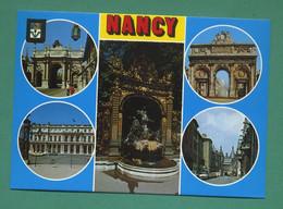 54 Nancy Place Stanislas Fontaine Amphitrite Sculpteur Guibal Grille De Jean Lamour ( Multivues ) 50 - Nancy