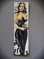 Marque-page Signet Faudra Cracher Au Bassinet Couverture De Roman Noir 1996 - Bookmarks