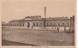 QUIEVRAIN LA GARE - Quiévrain