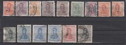 Argentine 233 + 241 A à 251 A + 243 B + 246 B + 249 B - Used Stamps