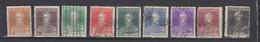 Argentine 297 à 299 + 301 à 302 + 304 + 306 à 308 ° - Used Stamps