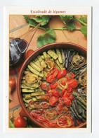 C.P °_ Recette-Escalivade De Légumes ° NEUVE - Recipes (cooking)