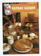 C.P °_ Recette-Gâteau Basque-recette Au Verso - Recipes (cooking)