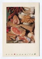 C.P °_ Recette-Jambon De Bayonne-recette Au Verso - Recipes (cooking)