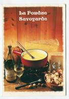 C.P °_ Recette-La Fondue Savoyarde - Recipes (cooking)