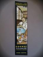 Marque-page Signet Polar & C° Le Salon Cognac 2005 - Bookmarks