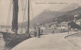 Brescia Gargnano Lungo Lago Di Garda FP V362 - Brescia