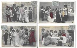 NOCE D'ENFANTS (série De I à VIII ) (2 Scans) - Scenes & Landscapes