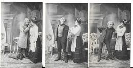 BONNE A TOUT FAIRE (série De 5 Cartes) (genre Bergeret) (éd. CLC)) (2 Scans) - Couples