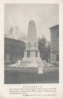 Vercelli Trino Monumento Ai Caduti FP V366 - Vercelli