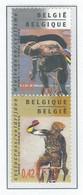 COB  3052A  MNH  Paire Verticale  (non Listé Dans Le COB) - Unused Stamps