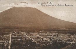 GUATEMALA  VISTA GENERAL DE LA ANTIGUA GUATEMALA - Guatemala