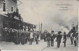 Tauernbahn Eroffnung Hofgastein 1907 - Non Classés