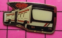 313B Pin's Pins / Beau Et Rare / THEME : TRANSPORTS / AUTOBUS URBAIN ARTICULE CGFTE - Transportation