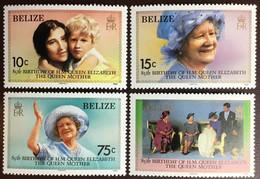 Belize 1985 Queen Mother MNH - Belize (1973-...)