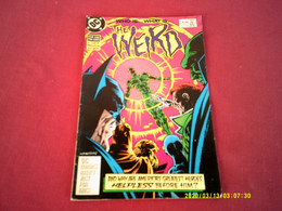 THE WEIRD   N° 1  APR 88   CONCEPTION - DC