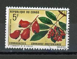 CONGO - FLORE - N° Yvert 271 Obli. - Oblitérés