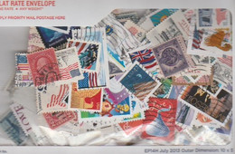 USA-Lot  A  Of 500 Stamps. - Lots & Kiloware (mixtures) - Max. 999 Stamps