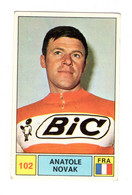 "11801 "" ANATOLE NOVAK "" FIGURINA SERIE SPRINT 71 BY PANINI-MODENA - Ciclismo"