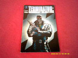 DARK HORSE  THE TERMINATOR  SECONDARY  OBJECTIVES  N° 1 ( Of 4 )   July 1991 - Other Publishers
