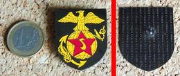 1 Insigne : Marine Corps Sud-Vietnamiens Guerre Du Vietnam (Reproduction ID Premier) - Other